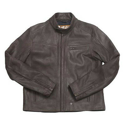 Triumph Kenny Casual Leather Jacket - XLarge