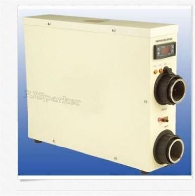 Special For Small Pool Massage Pool/Hot Spring Swimming Pool Heater 15Kw/380V Q