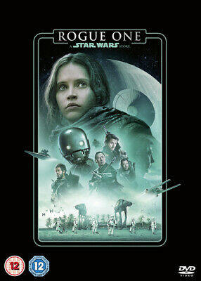 Rogue One: A Star Wars Story DVD (2017) Felicity Jones