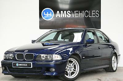 Bmw 5 Series 2.8 528I Sport 4Dr Automatic E39 M52 One Keeper Leather Cd Changer