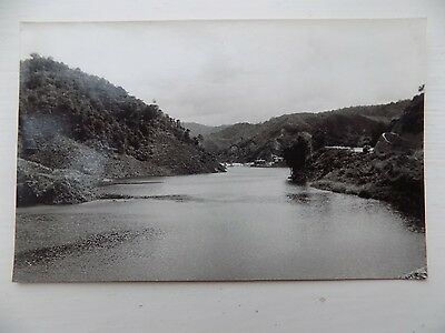 Vintage Old Postcard Scottish Highlands Lake Loch Scotland Unposted