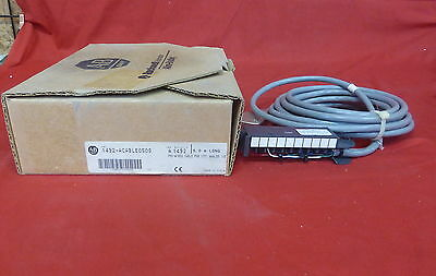 Allen-Bradley 1492-Acable050G *new* Plc Cable Prewired For 1771-Ofe Ser A (1C2)