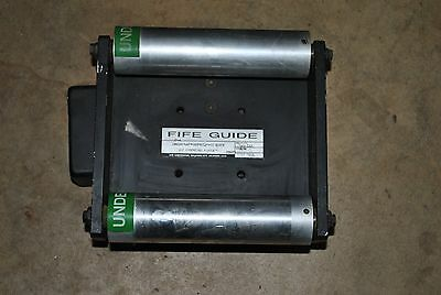 """Fife Symat Linear Race Offset Pivot Guide Opg-Lra 9 X 8"""" Used"""