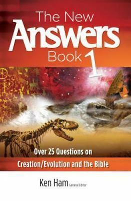 The new answers book by Ken Ham ()