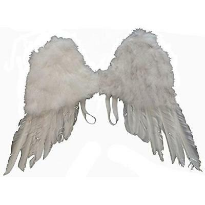 US Toy Child Feather Angel Wings Costume New