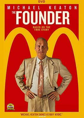 The Founder New Dvd