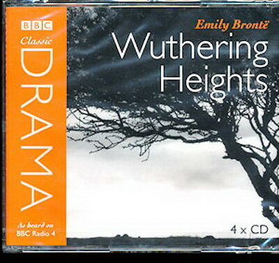 Audio book - BBC Drama: Wuthering Heights by Emily Bronte   -   CD