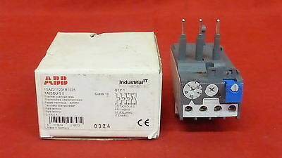 ABB TA25-DU-5.0, Overload Relay NEW IN BOX  3.5-5.0A (3B2)