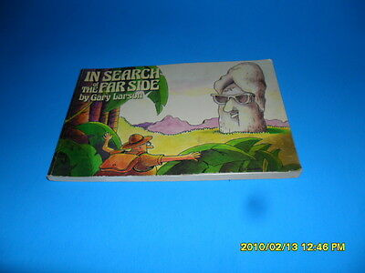 1984 In Search Of The Farside By Gary Larson Thick Comic Book Digest