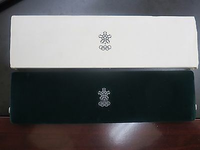 Sterling Silver Canadian Olympic 10 Coin Set