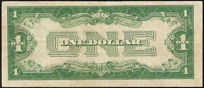 1928A $1 Dollar Bill Silver Certificate Funnyback Note Currency Old Paper Money
