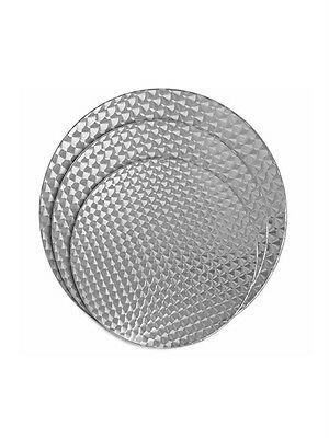 """New 24"""" Round Spectra Outdoor Stainless Steel Table Top"""