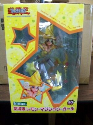 YU-GI-OH DSD LEMON MAGICIAN GIRL ANI-STATUE MOVIE VERSION 1/7 SCALE #smar17-59