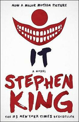 It by Stephen King (English) Paperback Book