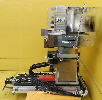 TEL Tokyo Electron PR300Z Robot Assembly with 300mm Wafer Handler Copper Used