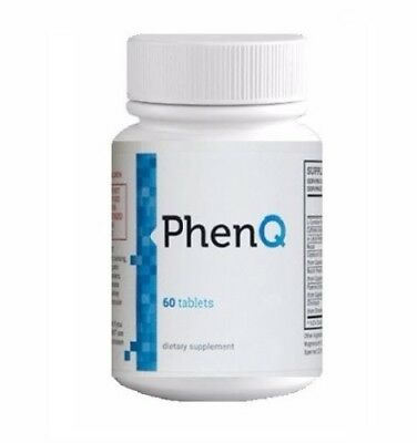 PhenQ Powerful Multiple Weight-Loss Ingredient Supplement - Fat Loss 60 Tablets