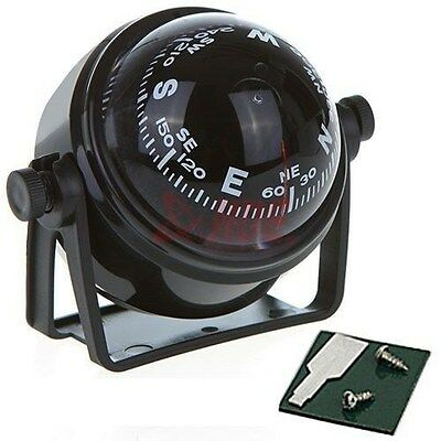 Pivoting Sea Marine Compass with Mount for Boat Caravan Truck Car Navigation