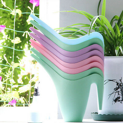Garden Pot Watering Jug Can Flower Plant Water Long Spout 1.8L Bucket