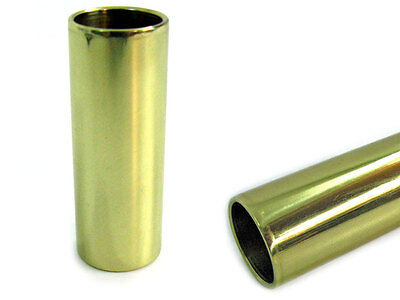 DUNLOP BRASS SLIDE Comfortable, Medium Wall with Bright Resonant Tone *NEW*!!