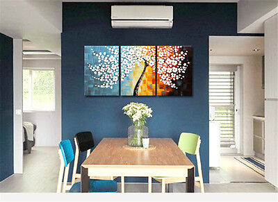 Hand-Paint Large Canvas Huge Modern Home Wall Decor Art Oil Painting Picture