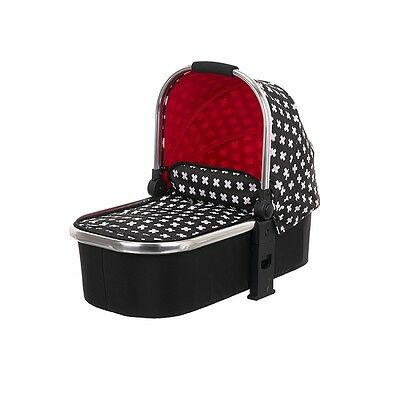 Obaby Chase Carrycot (Crossfire)