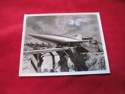 Original Vintage Photograph WHEN WORLDS COLLIDE 1951 SCIENCE FICTION FILM