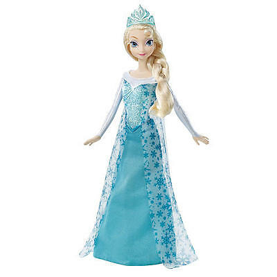 "Disney Frozen Queen Elsa Of Arendelle12"" Doll Rare And Vhtf"