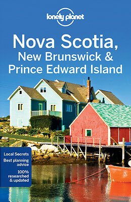 Nova Scotia New Brunswick Prince Edward Lonely Planet Travel Guide