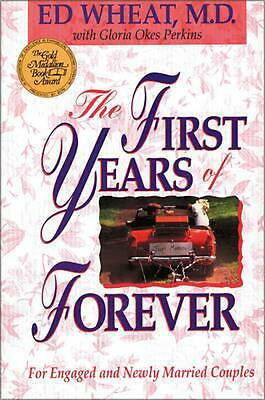 The First Years of Forever by Ed Wheat (English) Paperback Book