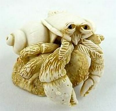 Neil Eyre Designs - 2003 Membership Rocky the Hermit Crab - Made in England