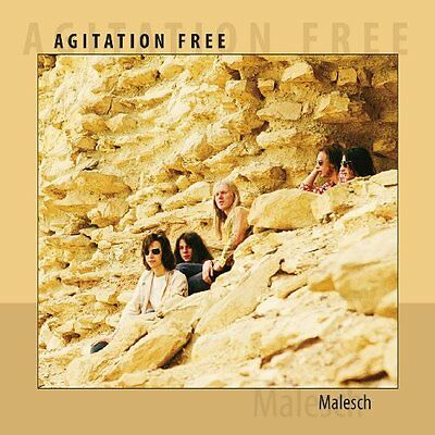 AGITATION FREE - Malesch - LP 1972 MadeInGermany