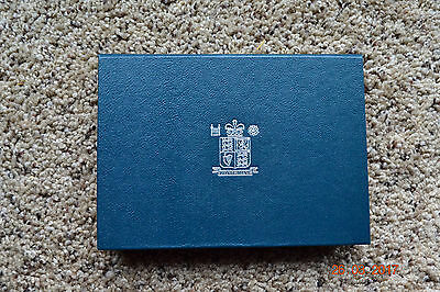 1991 United Knigdom Proof Coin Collection **7 Coins**