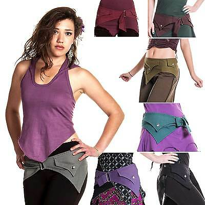 Travel Bum Bag Money Waist Belt Fanny Pack Holiday Festival Money Pocket Belt