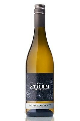 Storm Crossing `Reserve` Sauvignon Blanc 2015 (12 x 750mL), Marlborough, NZ