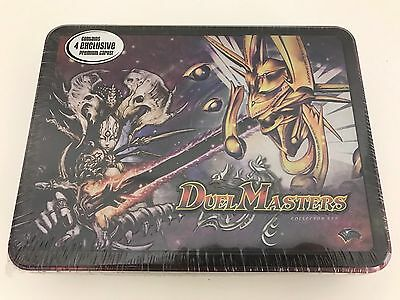 Duel Masters Shadowclash Collectors Tin Set Factory Sealed New Rare