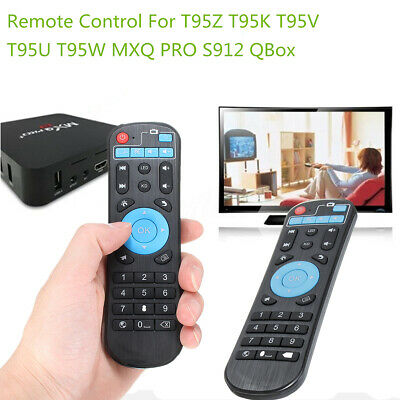 Remote Control Replacement For T95Z M8S A96S A96X A95X S905 Android Smart TV Box