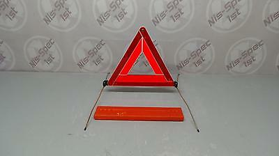 NISSAN X TRAIL T31 Mk 2 07-13 WARNING TRIANGLE