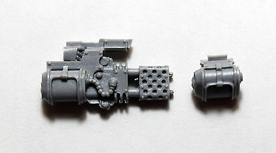 Warhammer 40K Space Marines Forgeworld Heavy Flamer with Hand