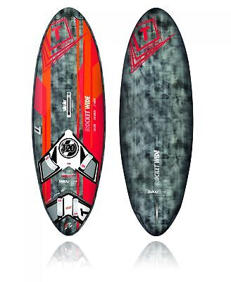 Rocket Wide LTD Windsurfboard Tabou 2017