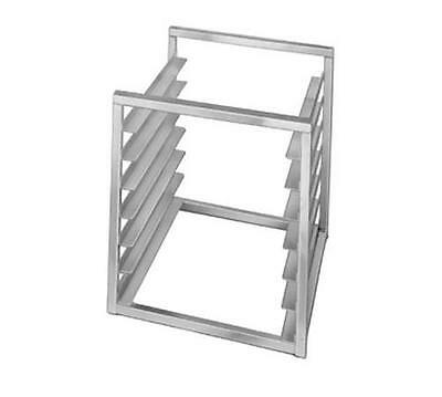 Channel Manufacturing RIR-7 Aluminum Insert Sheet Pan Rack Holds 7 18x26 Pans