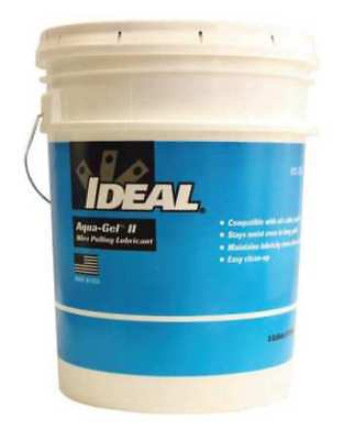 Wire Pulling Lubricant,5 gal Bucket,Blue IDEAL 31-375