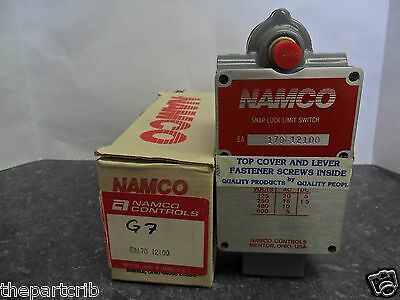 New Namco EA170-12100 Snap-Lock Limit Switch NIB