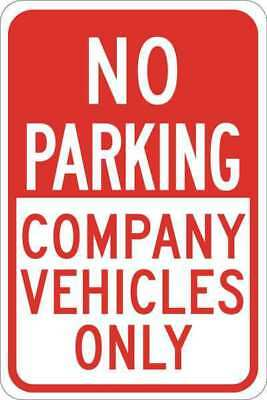 BRADY 124394 Traffic Sign, 18 x 12In, Red/White