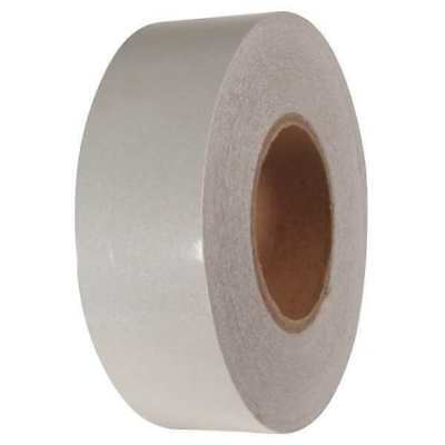 """White Reflective Marking Tape, Value Brand, 15D2646""""W"""