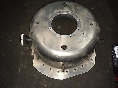 "Trick Titanium 8-1/8"" Bell Housing,clutch Can For Bbc Big Block Chevy,"