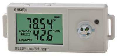 Temperature and Humidity Data Logger, Hobo, UX100-011
