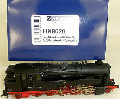 BR 95 1016-5 Steam locomotive DR Ep5 construction vessel Arnold HN9028 TT 1:120