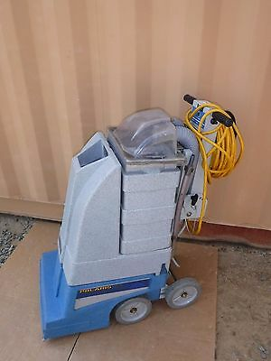 Edic Polaris 700 Series 701Ps Self-Contained Carpet Extractor Commercial