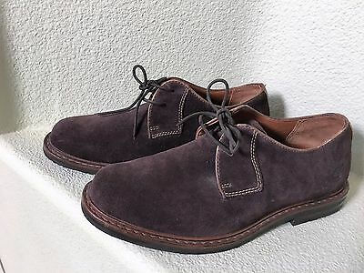 Men's Timberland Limited Brown Suede Casual Dress Shoe Size 10M