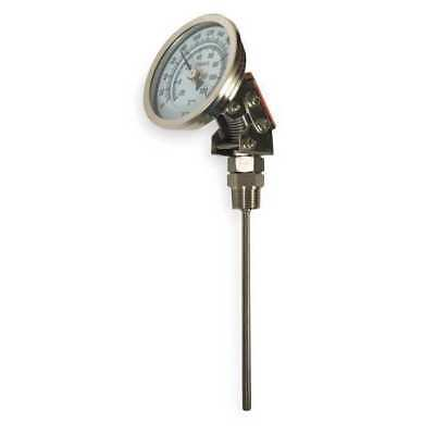 Bimetal Thermom,5 In Dial,0 to 250F
